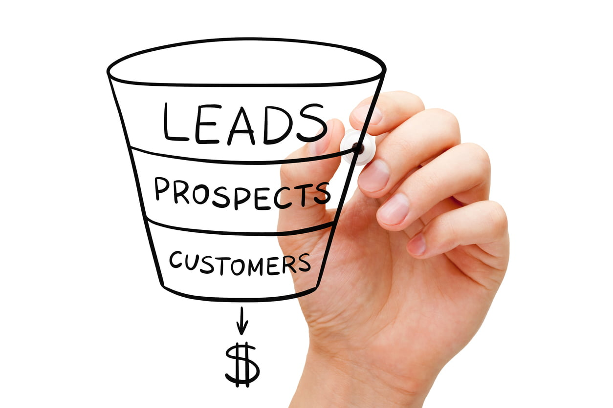 fix leaking sales funnel